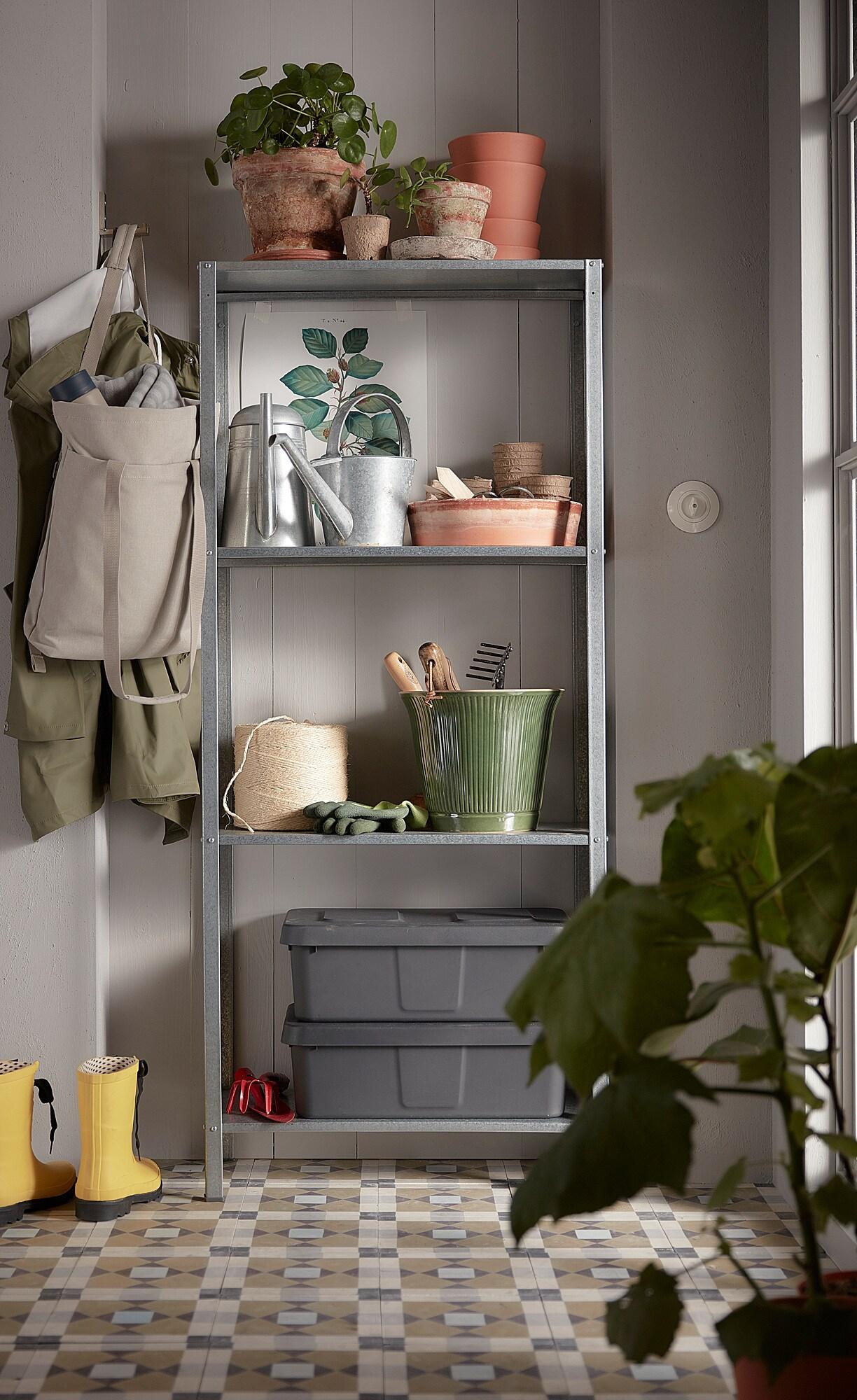 HYLLIS Regal drinnendraußen IKEA Österreich