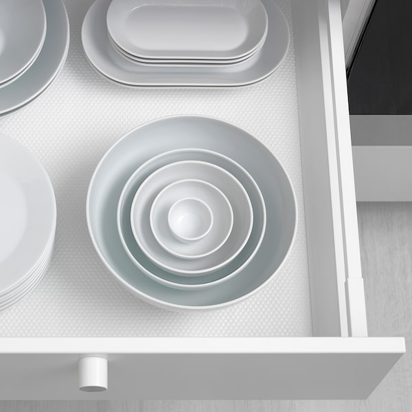 IKEA 365+ Schüssel, gerundete Form weiß, 9 cm