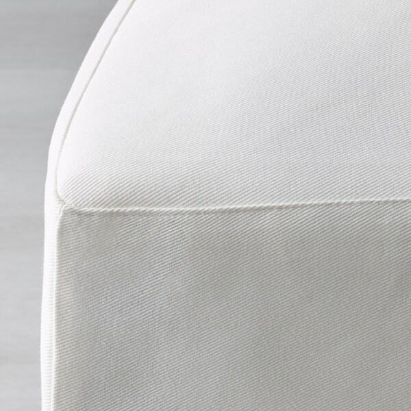 INGATORP / SAKARIAS Tisch und 4 Stühle, schwarz/Sporda dunkelgrau, 110/155 cm