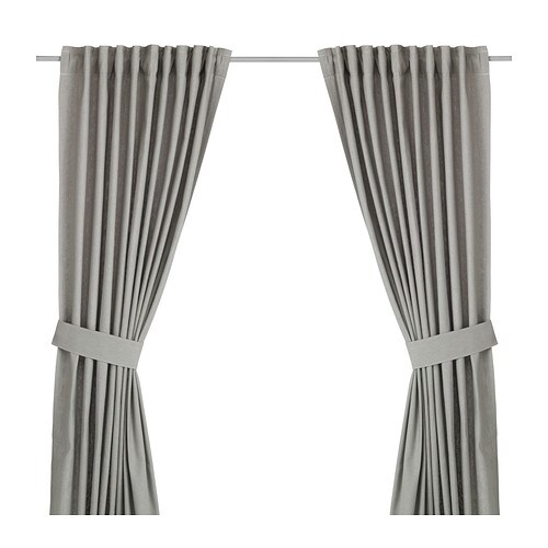 ingert 2 gardinen raffhalter ikea. Black Bedroom Furniture Sets. Home Design Ideas