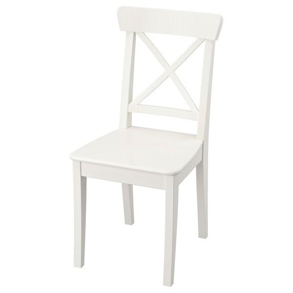 INGOLF Stuhl Weiß IKEA Österreich