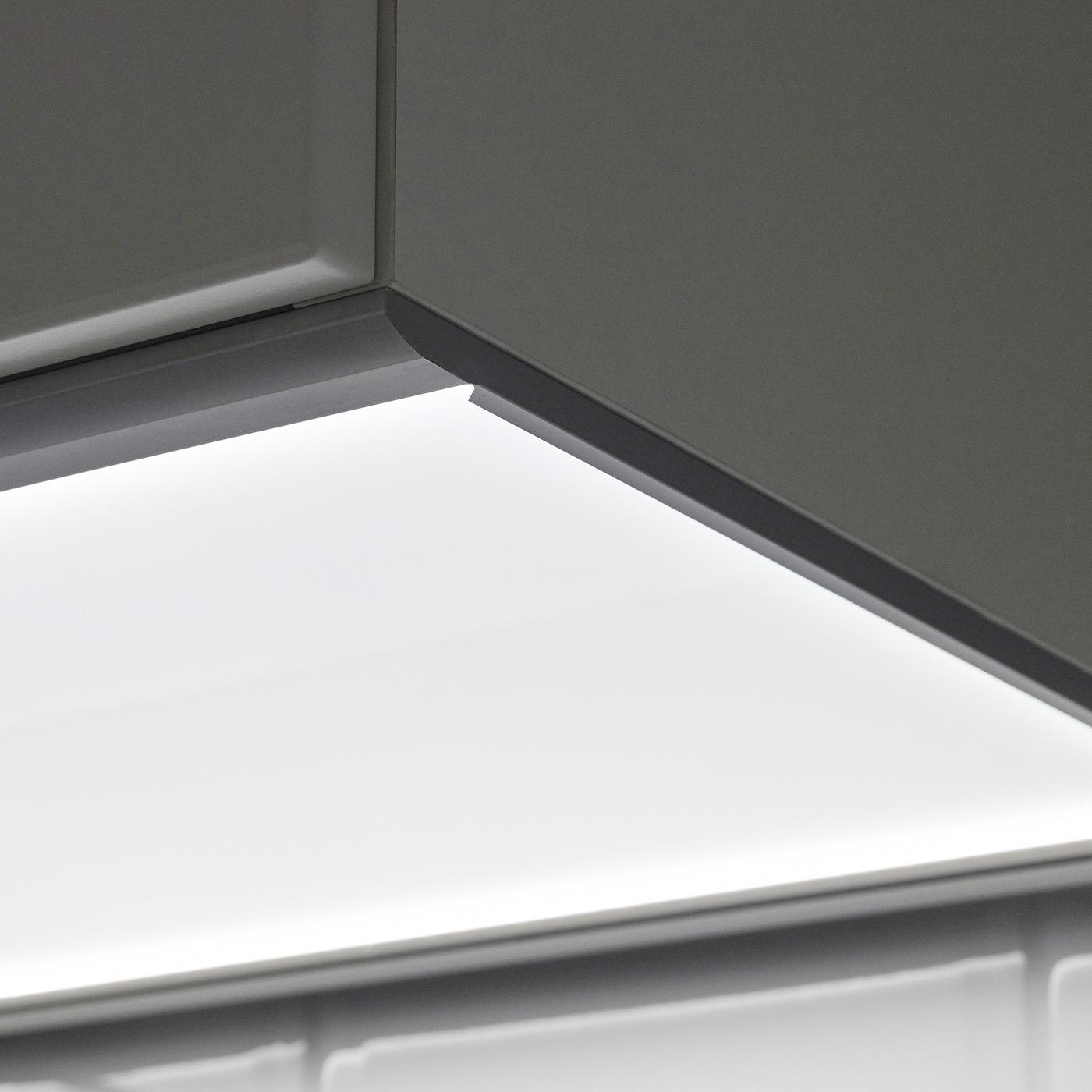 IRSTA Arbeitsbeleuchtung, led - opalweiß 20 cm