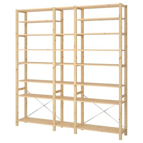 IKEA IVAR 3 elem/böden