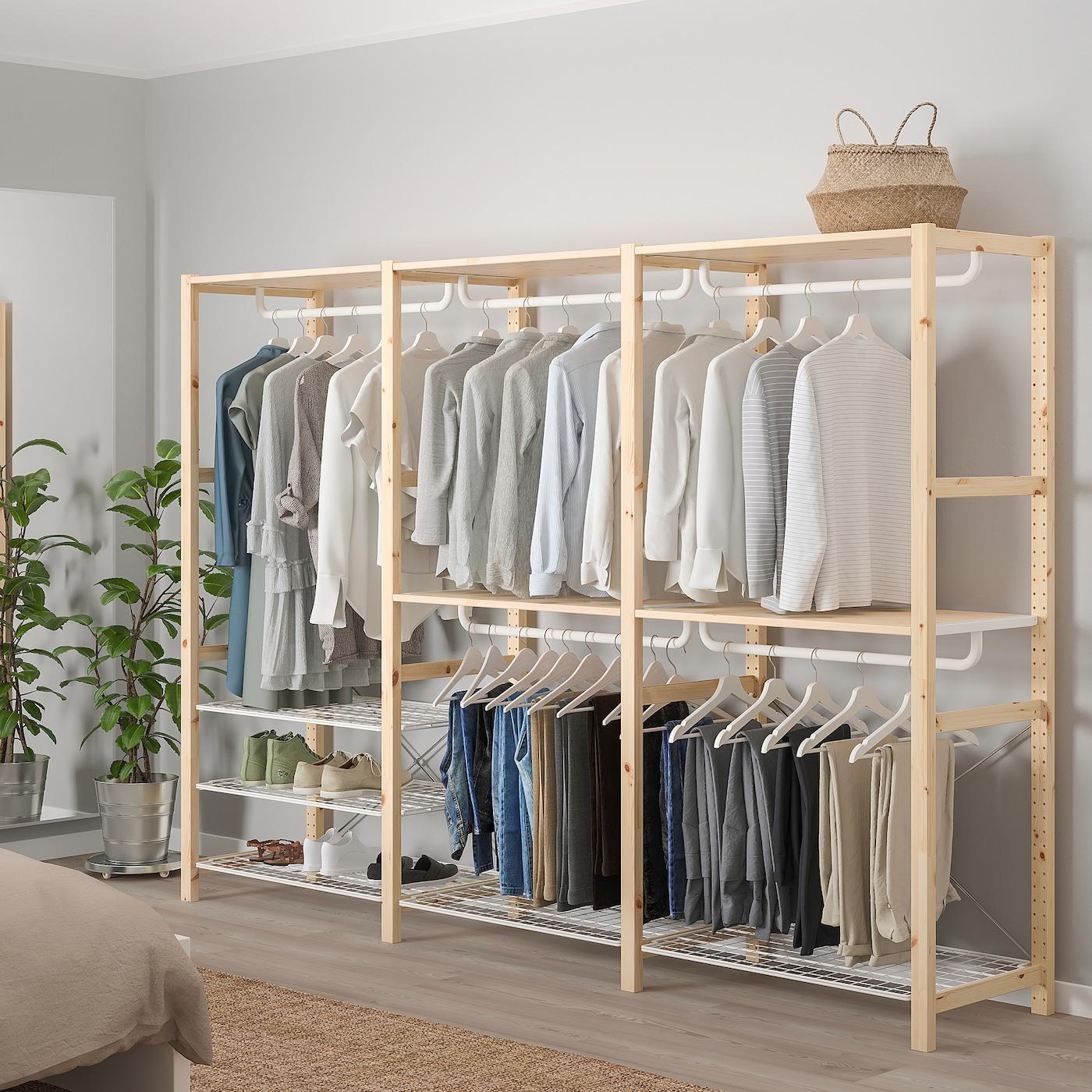 IVAR Kleiderstange IKEA Österreich | Kleiderstange ikea