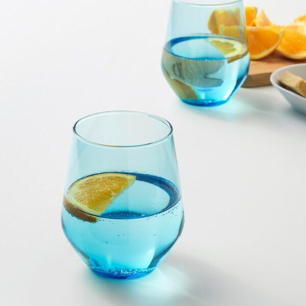 IVRIG Glas, türkis, 45 cl