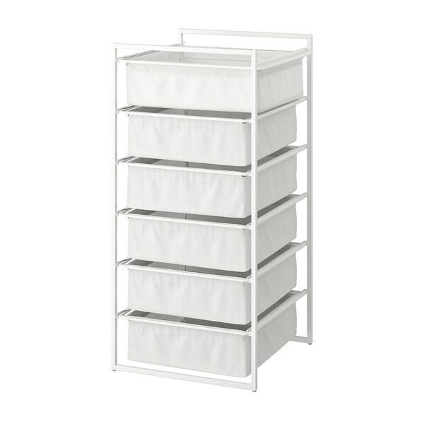JONAXEL Lösung für Wandaufbewahrung IKEA Österreich