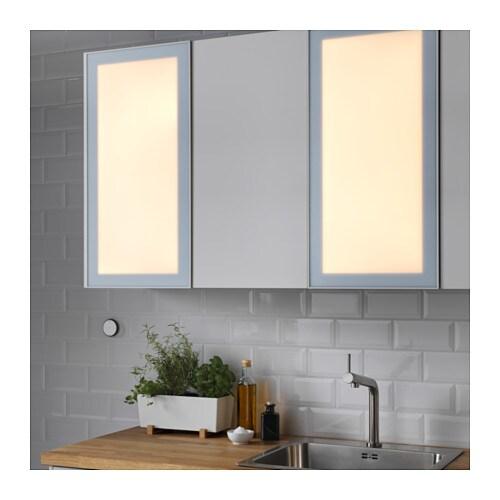 JORMLIEN LED-Tür mit Fernbedienung - IKEA