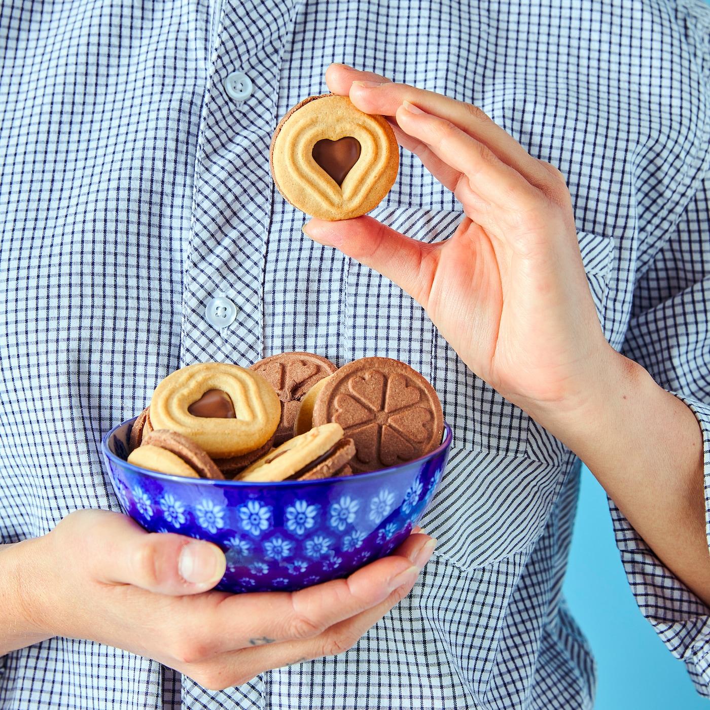 KAFFEREP Kekse mit Schokofüllung, UTZ-zertifiziert