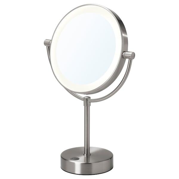 KAITUM Spiegel mit Beleuchtung, 20 cm
