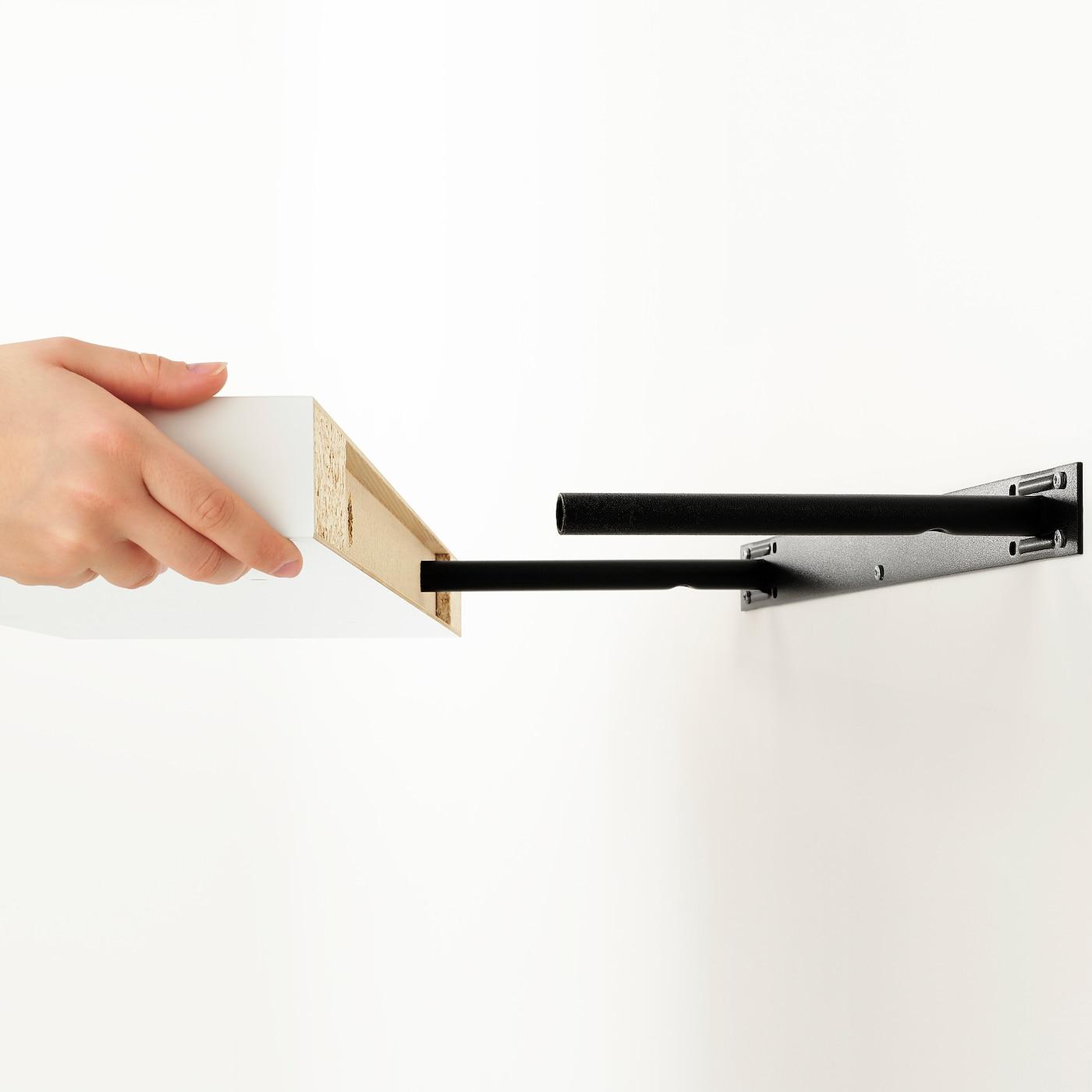 KALLAX LACK Aufbewahrung mit Boden weiß IKEA Österreich