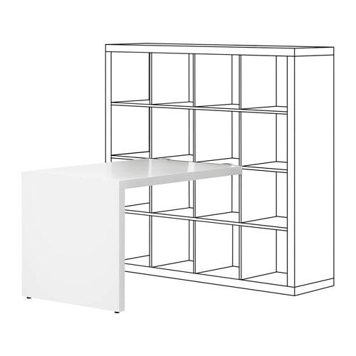 Kallax Schreibtisch Ikea