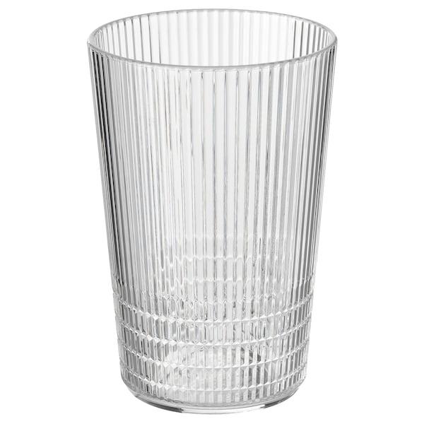 KALLSINNIG Trinkgefäß, Kunststoff, transparent Kunststoff, 38 cl