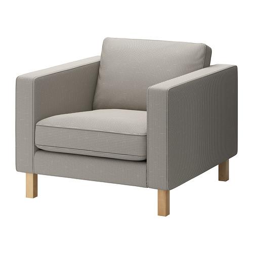 Ikea Swingstuhl Bezug ~ KARLSTAD Bezug Sessel > Leicht sauber zu halten  der abnehmbare Bezug