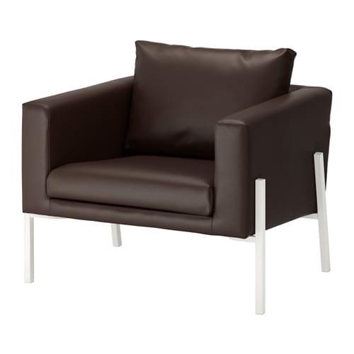 koarp sessel farsta dunkelbraun wei ikea. Black Bedroom Furniture Sets. Home Design Ideas