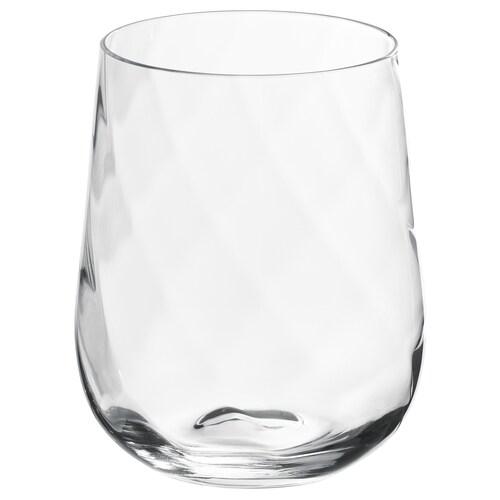 KONUNGSLIG Glas Klarglas 35 cl