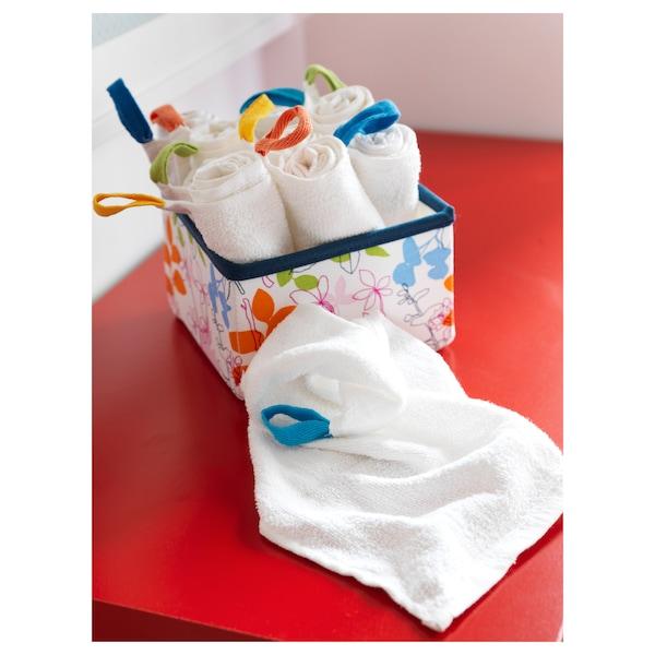 KRAMA Waschlappen weiß 30 cm 30 cm 10 Stück