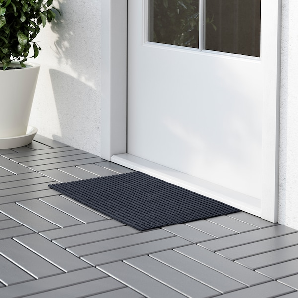 KRISTRUP Fußmatte dunkelblau 35x55 cm