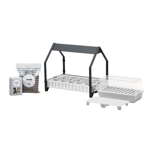 krydda v xer anzucht set 15 t pfe 1stufig ikea. Black Bedroom Furniture Sets. Home Design Ideas