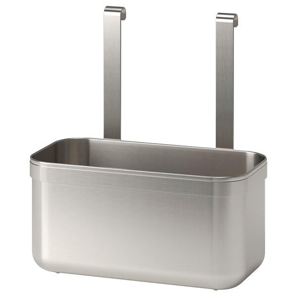 KUNGSFORS Behälter, Edelstahl, 24x12x26.5 cm