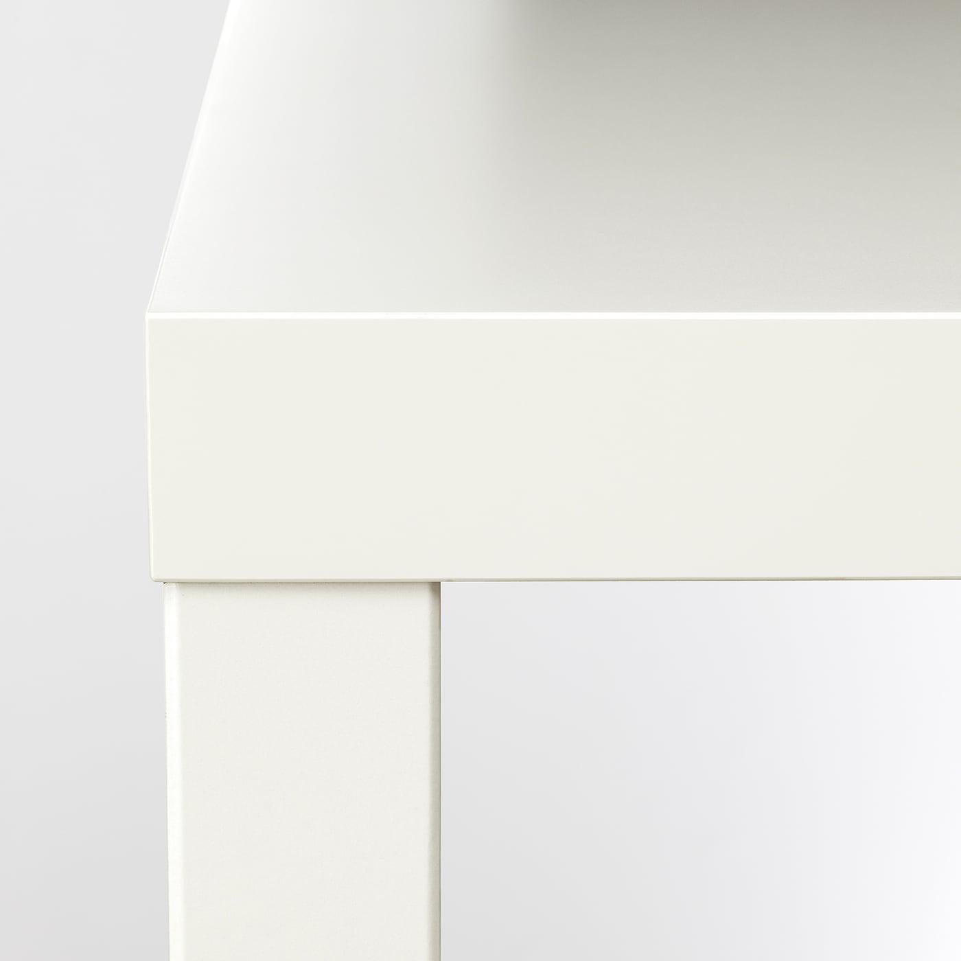 LACK Beistelltisch - weiß 36x36 cm