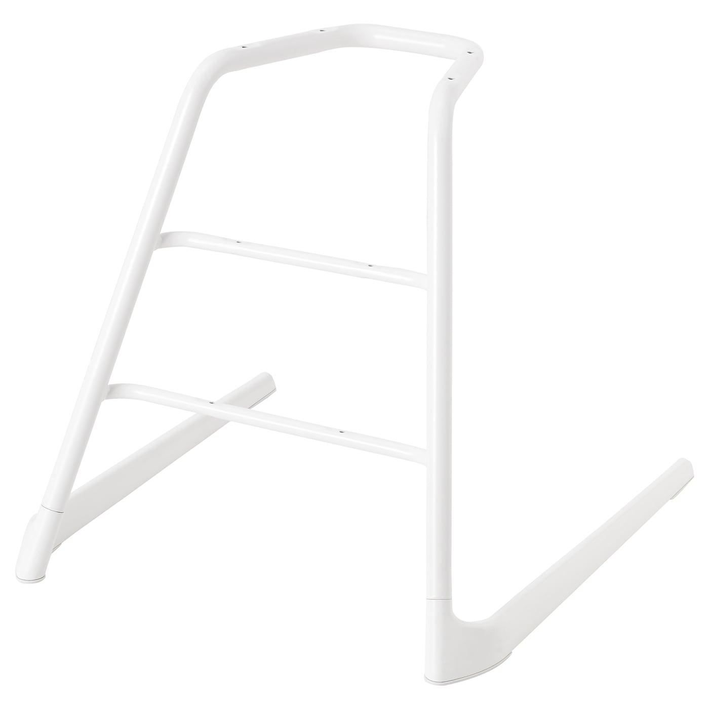 IKEA LANGUR Untergestell für Juniorstuhl; in weiß