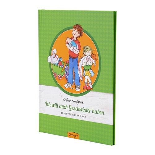 Ikea Hocker Mit Aufbewahrung ~ LÄSLIG  ICH WILL AUCH GESCHWISTER Buch > Als Peter eine Schwester