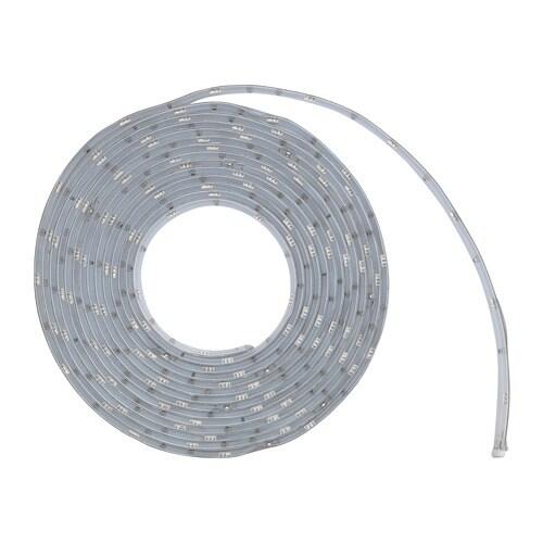 ledberg flexible lichtleiste led ikea. Black Bedroom Furniture Sets. Home Design Ideas