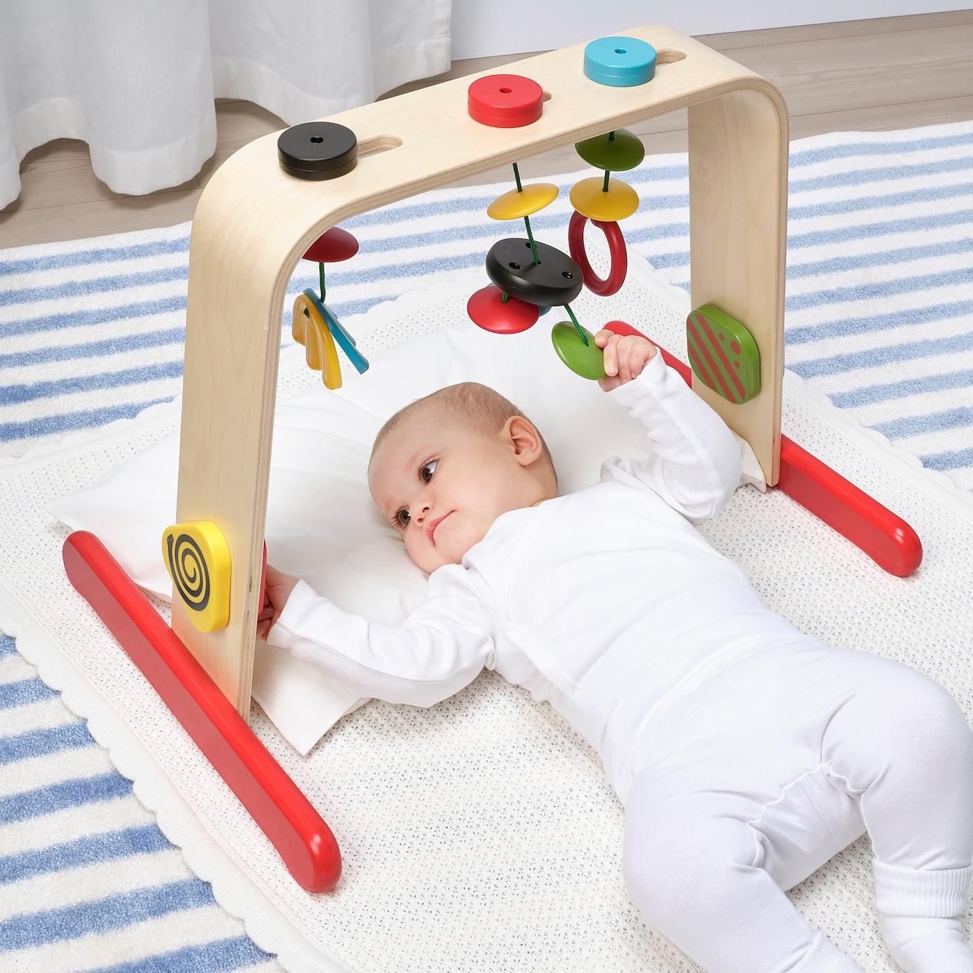 LEKA Babygymnastikcenter Birke, bunt IKEA Österreich