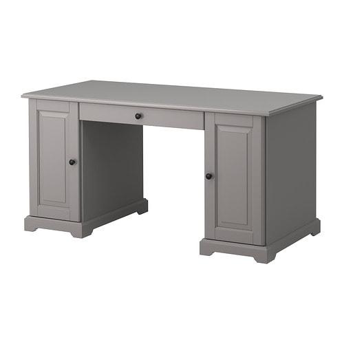liatorp schreibtisch grau ikea. Black Bedroom Furniture Sets. Home Design Ideas