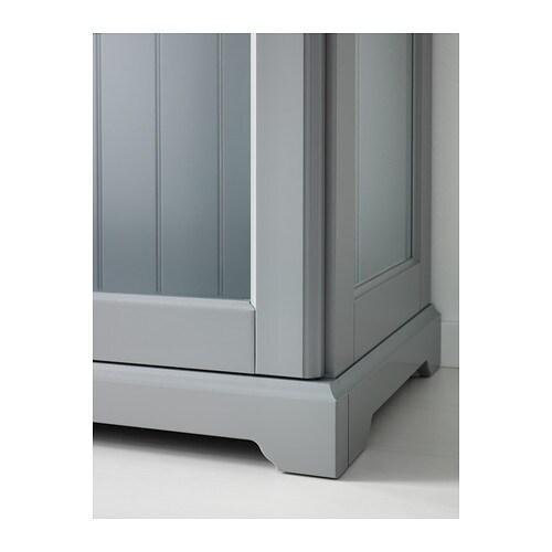 LIATORP Vitrinenschrank   Weiß   IKEA Amazing Design