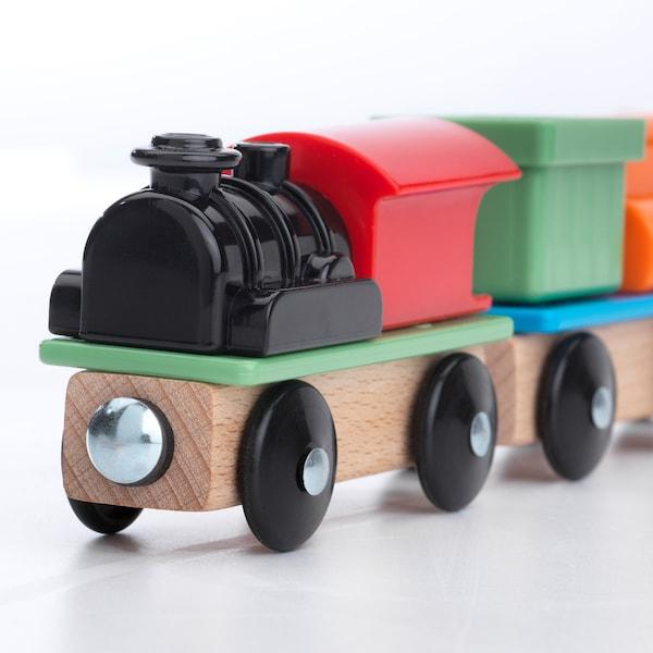 LILLABO Eisenbahn-Set 3-tlg.