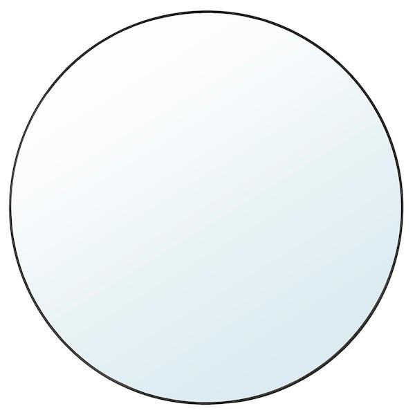 LINDBYN Spiegel, schwarz, 110 cm