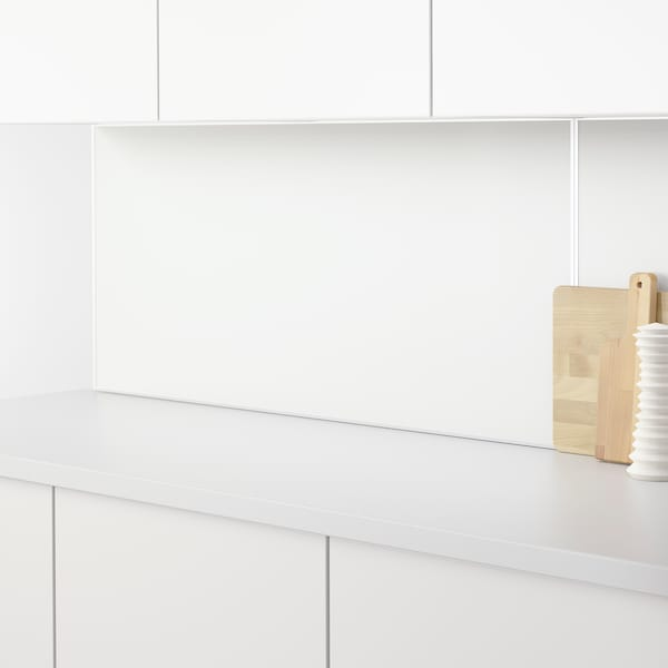 Lysekil Wandpaneel Doppelseitig Weiss Hellgrau Betonmuster Ikea Osterreich