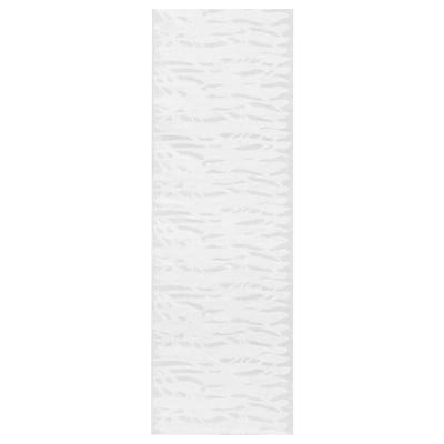 MAGNILLA Schiebegardine, weiß/weiß, 60x300 cm