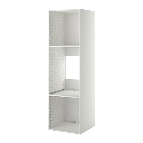 metod korpus hochschrank k hl ofen 60x60x200 cm ikea. Black Bedroom Furniture Sets. Home Design Ideas