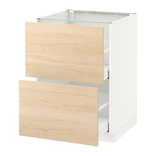 metod maximera uschr 2 fr 2 haho sch askersund eschenachbildung hell 60x60 cm ikea. Black Bedroom Furniture Sets. Home Design Ideas