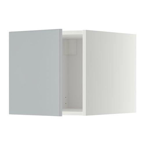 metod oberschrank wei veddinge grau ikea. Black Bedroom Furniture Sets. Home Design Ideas