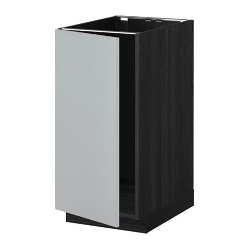 metod unterschr f r sp le abfalltrennung holzeffekt schwarz veddinge grau ikea. Black Bedroom Furniture Sets. Home Design Ideas