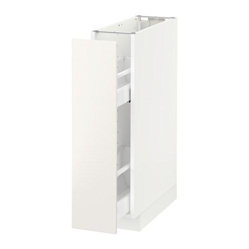 Dressing Table Organizer Ikea ~ METOD Unterschrank+ausziehb Einrichtg > Guter Überblick und Zugriff