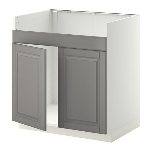 Dressing Table Organizer Ikea ~ METOD Unterschrank f DOMSJÖ Spüle 2 > Das Grundelement ist stabil