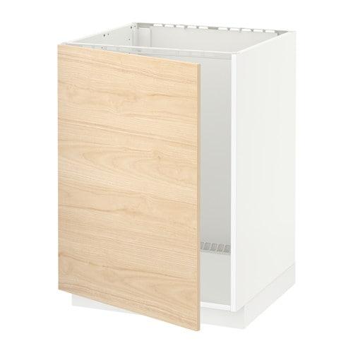 metod unterschrank f r sp le askersund eschenachbildung hell ikea. Black Bedroom Furniture Sets. Home Design Ideas