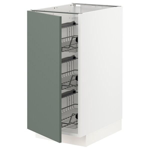 Ikea Metod Unterschrank 50 Cm Breit