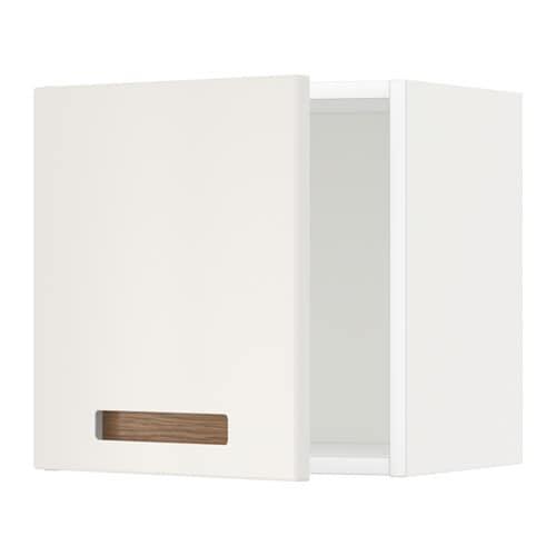 METOD Wandschrank - weiß, Märsta weiß, 40x40 cm - IKEA
