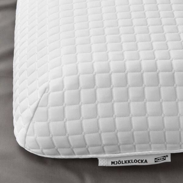 MJÖLKKLOCKA Kissen erg./Seiten-/Rückenschläfer, 41x51 cm
