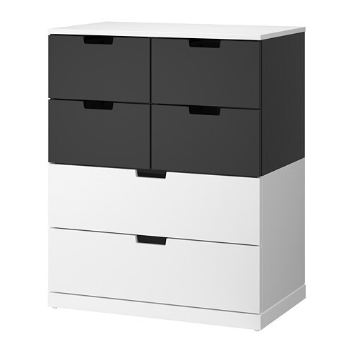 nordli kommode mit 6 schubladen ikea. Black Bedroom Furniture Sets. Home Design Ideas