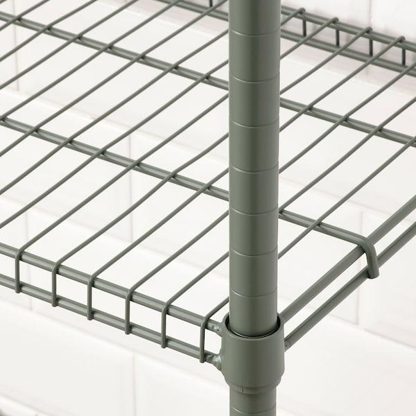 OMAR Regal graugrün IKEA Österreich