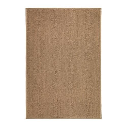 OSTED Teppich flach gewebt  133×195 cm  IKEA