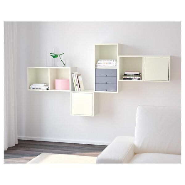 PALLRA Minikommode mit 3 Schubladen dunkelgrau IKEA