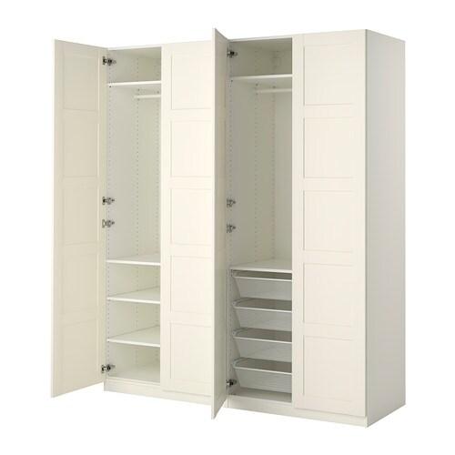 PAX Kleiderschrank - 200x60x236 cm - IKEA