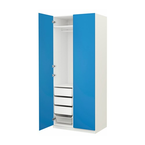 PAX System - Kombinationen mit Türen - IKEA